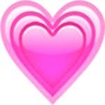 emoticon-emoji-significado-coracao-rosa-pink