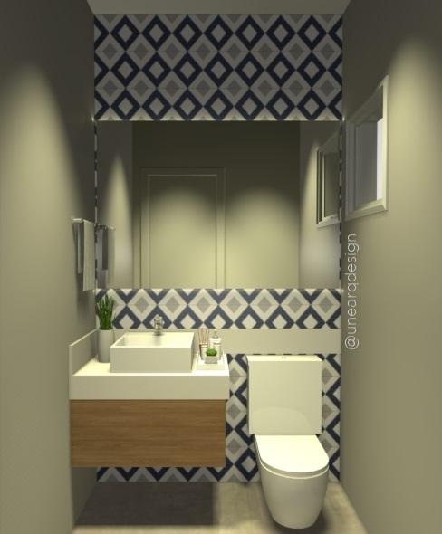 banheiro casa de praia